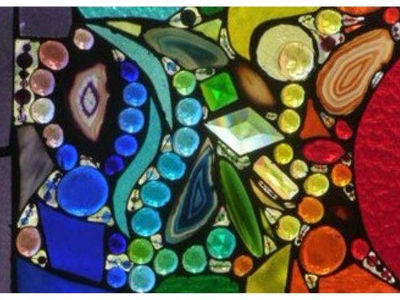 Five Week Advanced Stained Glass